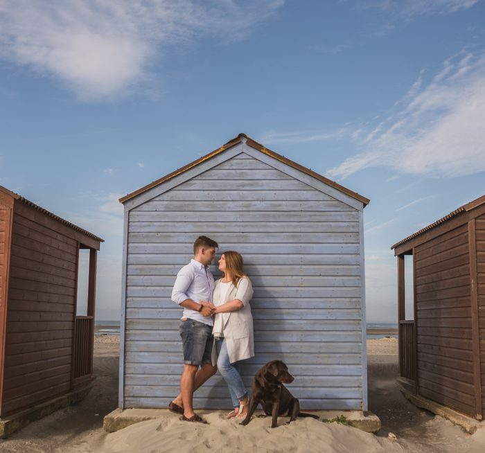 West Wittering Engagement Session