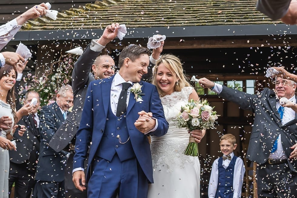 Rustic Wedding at Gate Street Barn