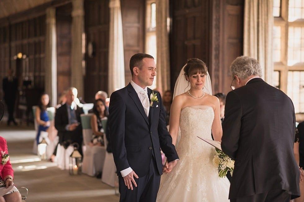 Fanhams Hall Hertfordshire Wedding Photography