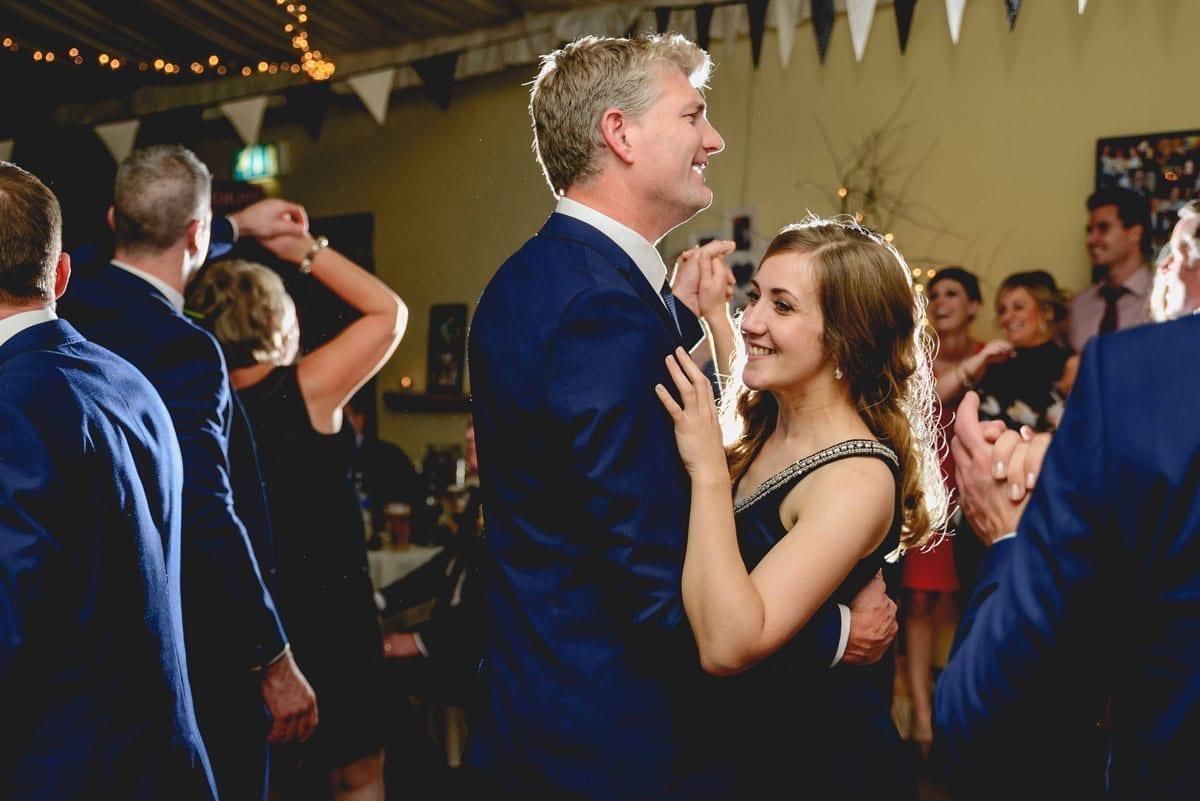 dancing Clandeboye Estate Wedding Photography