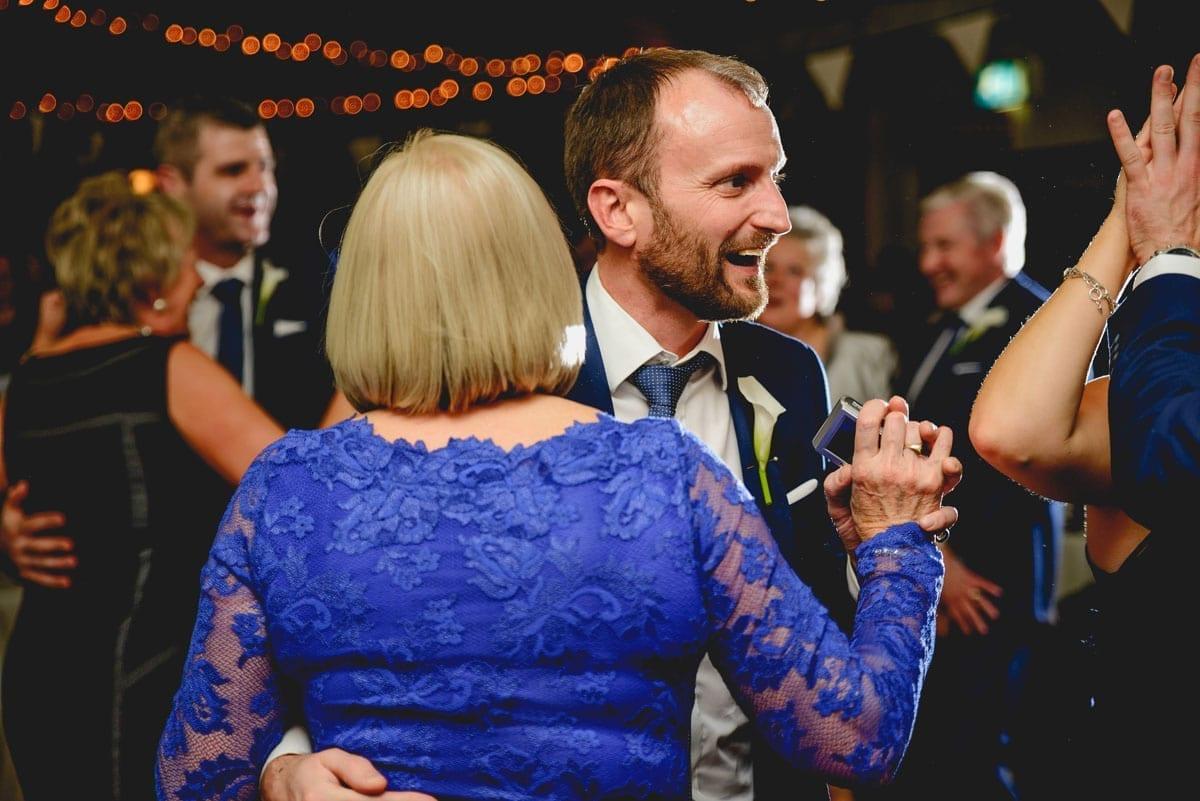 Dancing at Clandeboye Estate Wedding Photography