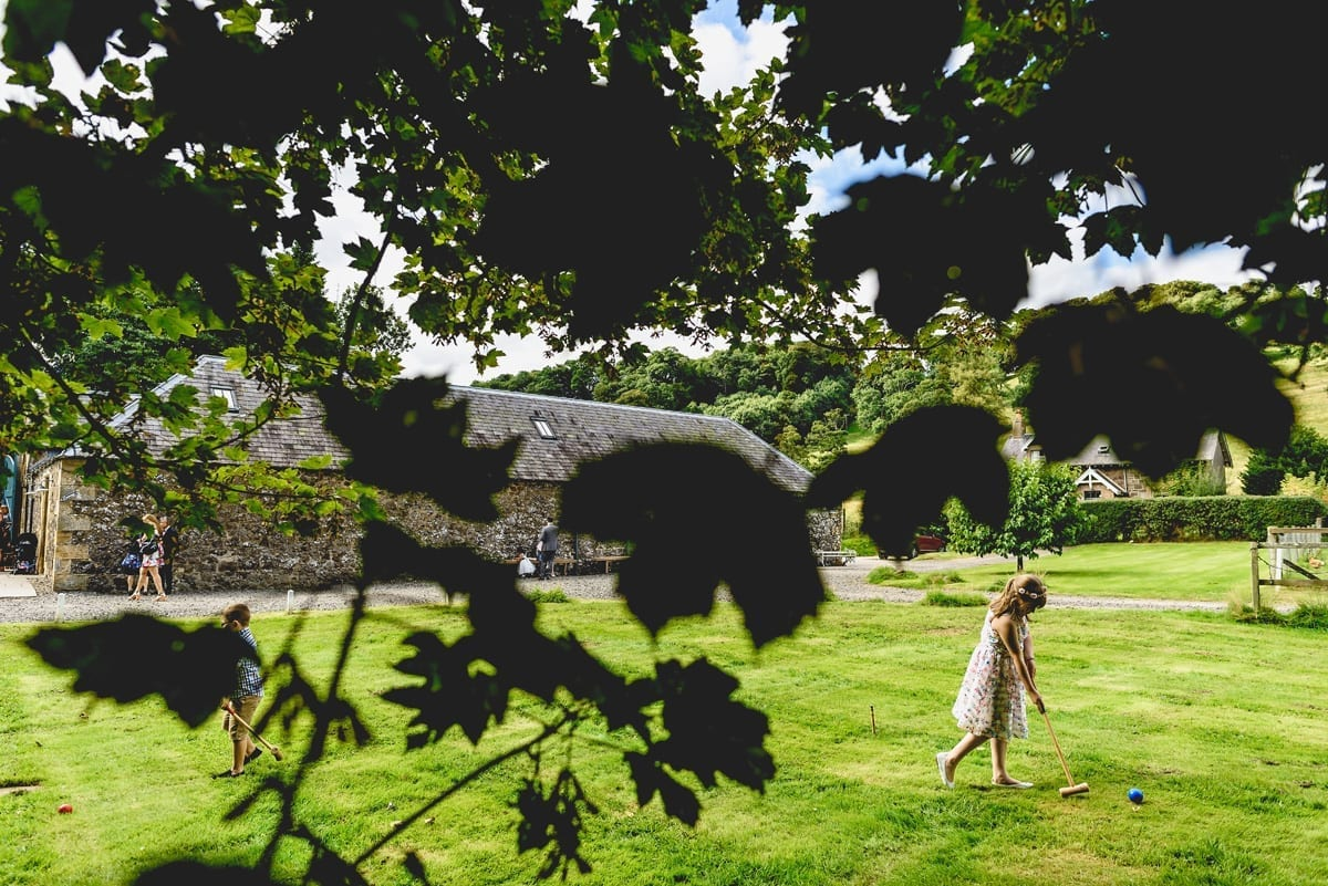 The Byre at Inchyra Wedding Photographer