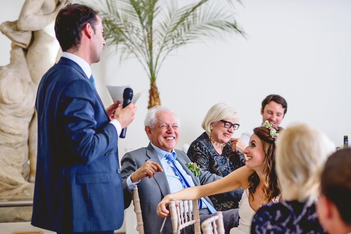 Wedding at kew gardens