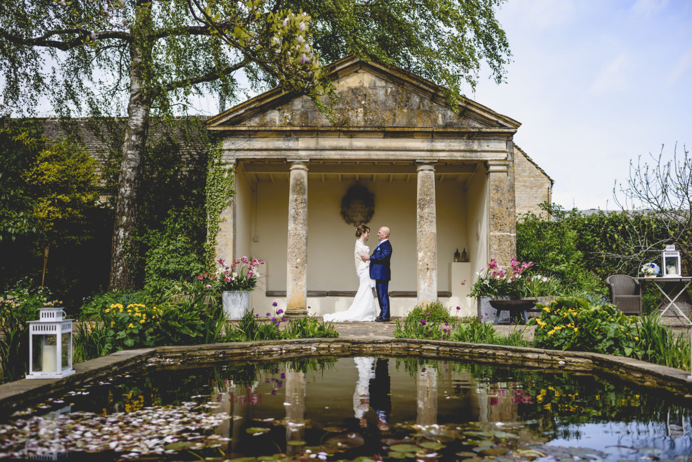 Barnsley House Wedding Photographer-037
