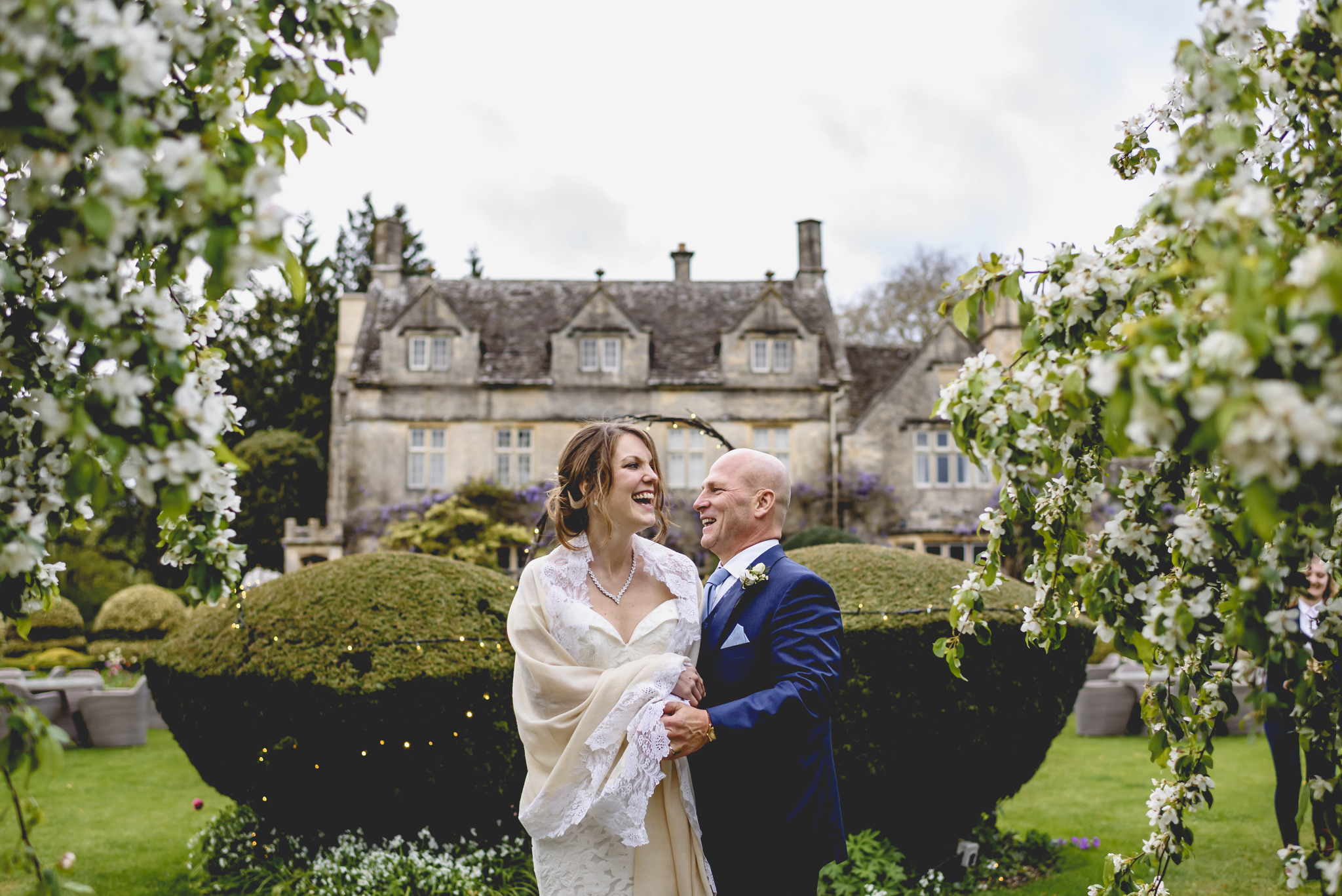 barnsley house wedding photographer