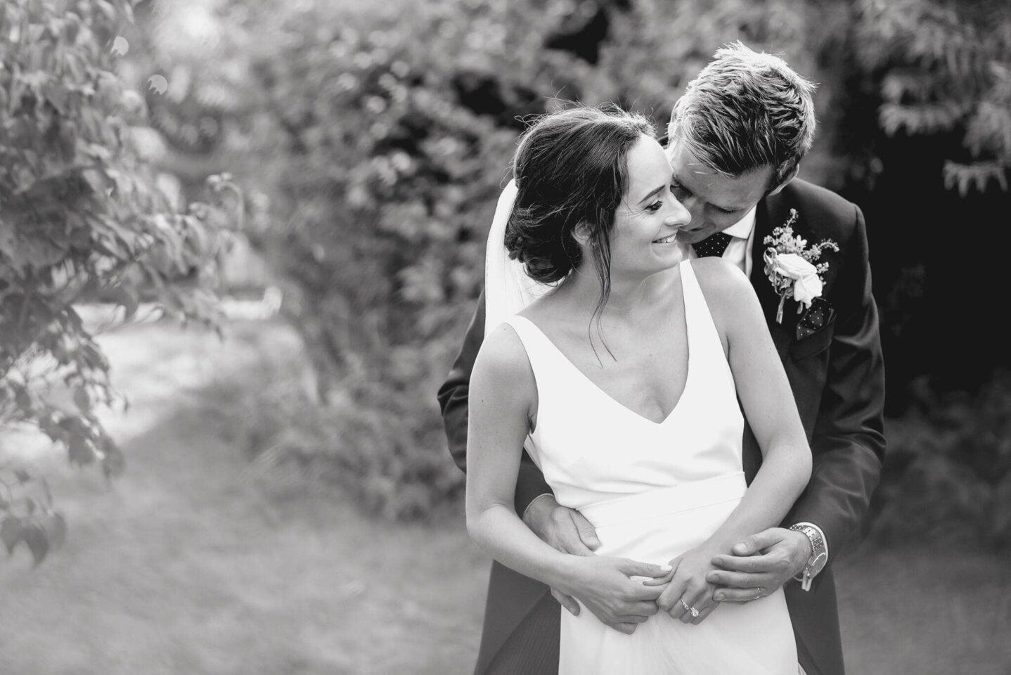 Marquee Garden Wedding